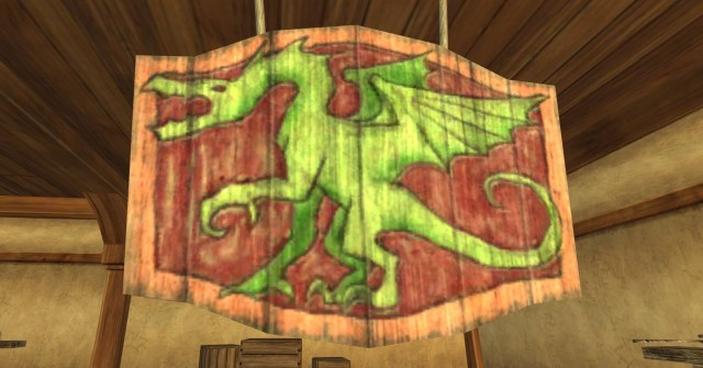 green dragon anniversary