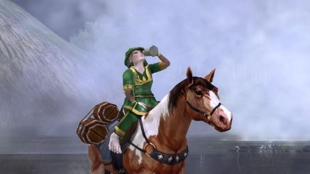 hobbit desperate for brew