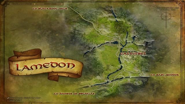western gondor 04 lamedon blackroot valley