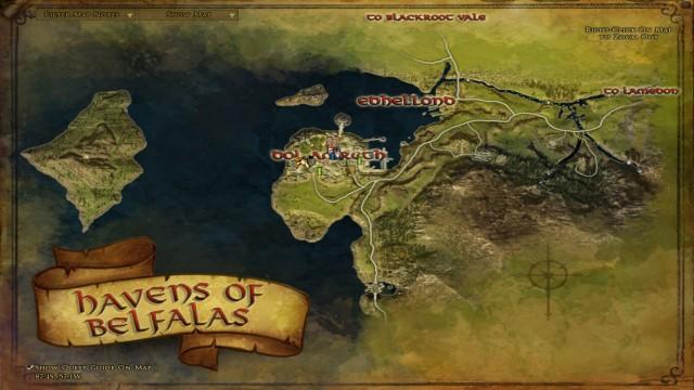 western gondor 05 havens of belfalas