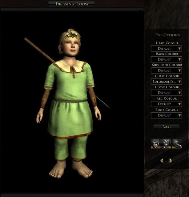 Bullroarer's green