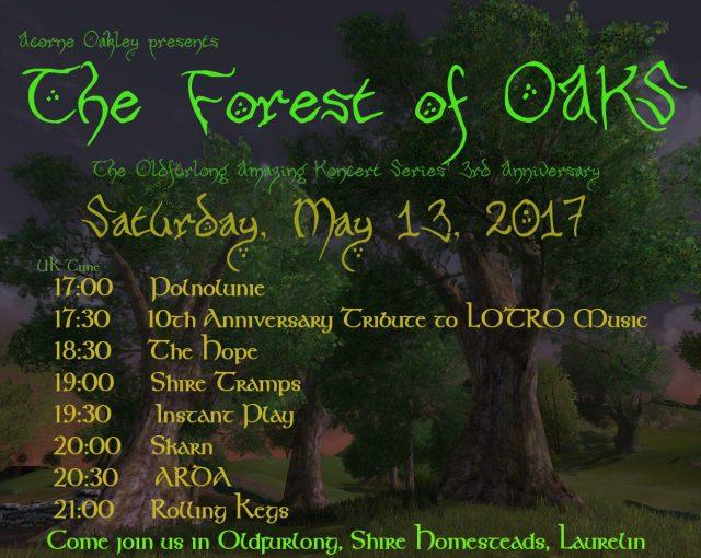 OAKS: Third forest @ Oldfurlong
