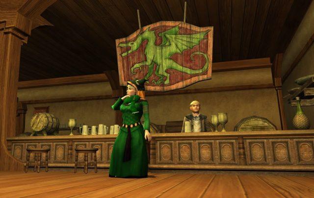 Riddles at the Green Dragon @ Green Dragon