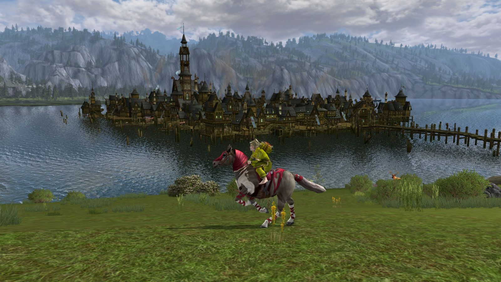 Hiking in Mirkwood and Lonely Mountains - LOTRO Update 22 preview - Lina's  biscuity burrow
