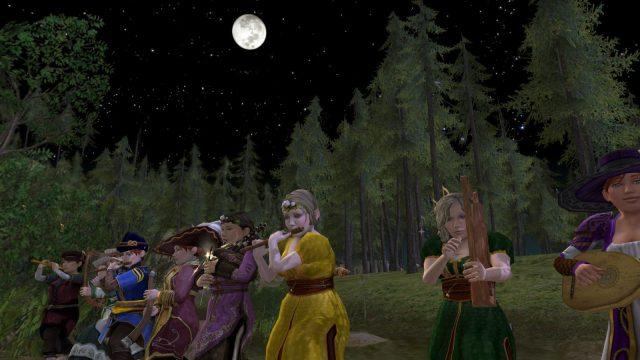 """The Badgers """"Say no to Lotho"""" rehearsal @ Hobbiton"""