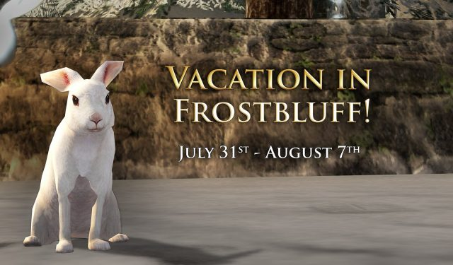 Vacation in Frostbluff @ Frostbluff