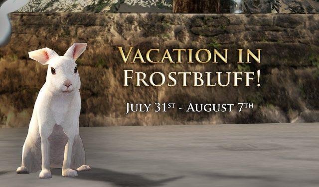 Vacation in Frostbluff @ Frostbluff