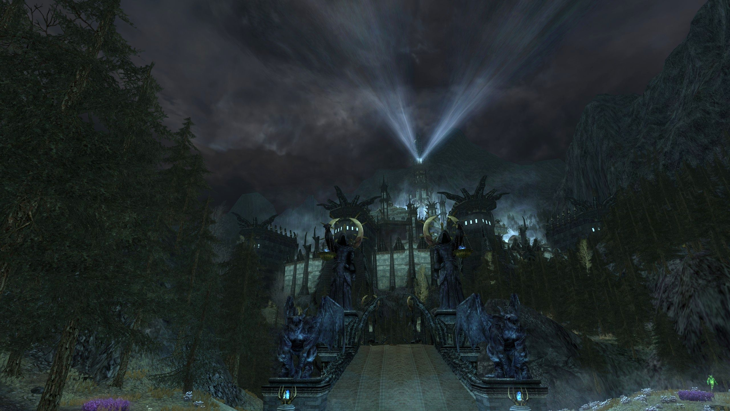Lotro Fall Festival 2020.Quicker Than A Ray Of Light Lotro Minas Morgul Preview