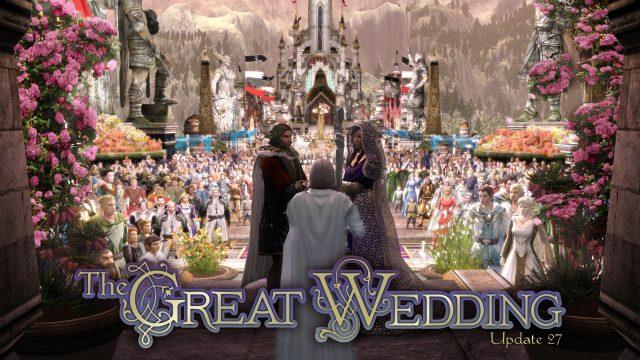 Midsummer Wedding Festival @ Minas Tirith