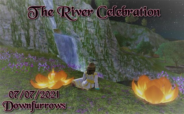River Celebration @ Downfurrows