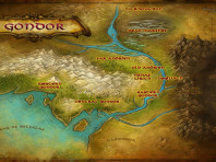 The maps of Far Anórien – LOTRO Update 18