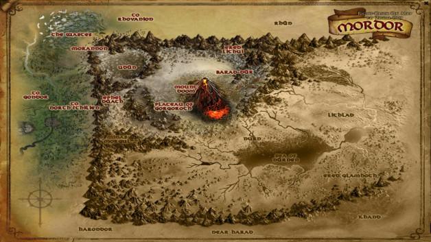Mordor tourism – LOTRO Update 21 preview