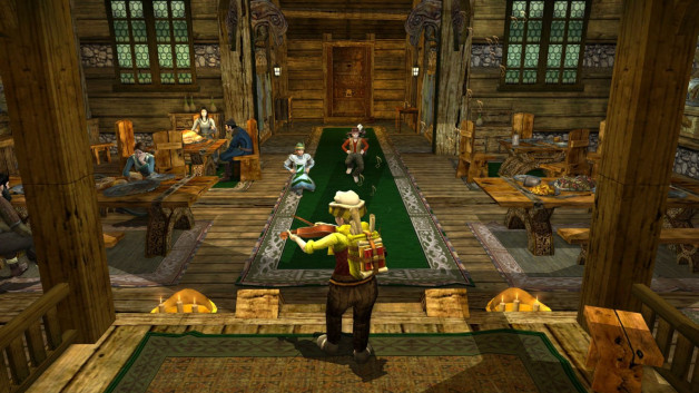 Magical moments of LOTRO player music