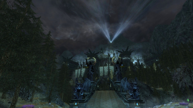 Quicker than a ray of light: LOTRO Minas Morgul preview