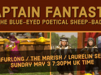 Captain Fantastic and the Blue-eyed Poetical Sheep-badgers