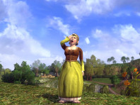 So what's the time in LOTRO?