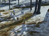 Grand Hobbit New Year's Snowball Fight
