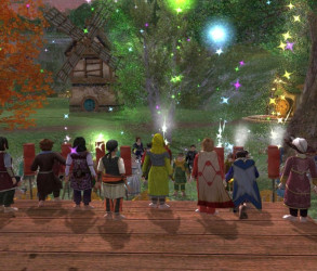Grand Order New Year's Party January 2013