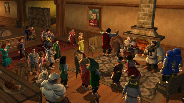 Green Dragon Friday New Year's Party, Friday January 3
