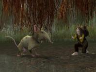 Even the shrews are bigger!