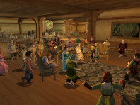How to survive busy LOTRO events