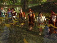 The Bath Song: A hobbit water ballet