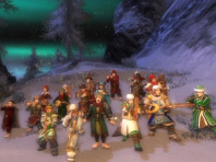 Celebrate yule with us Laurelin hobbits