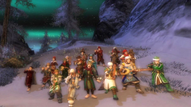 A grand and merry yule to everyone