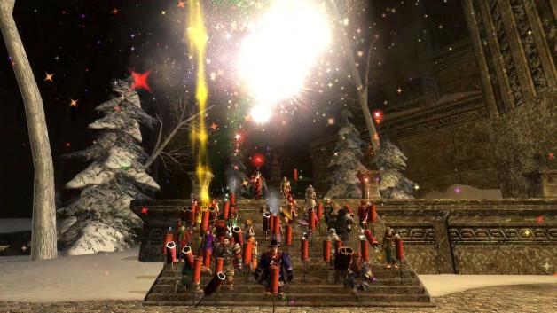 Merry yule to everyone!